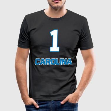 Carolina - Herre Slim Fit T-Shirt