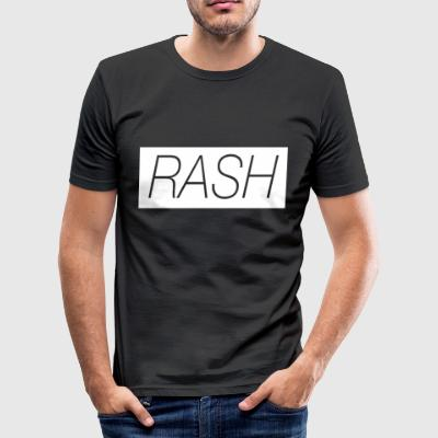 RASH Logo - slim fit T-shirt