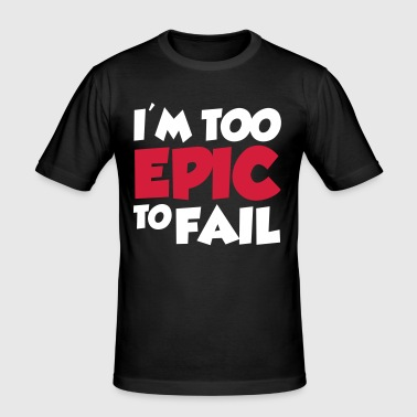 Epic - Men's Slim Fit T-Shirt