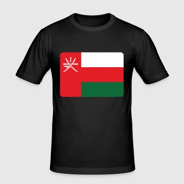 OMAN NO. 1 - Slim Fit T-skjorte for menn