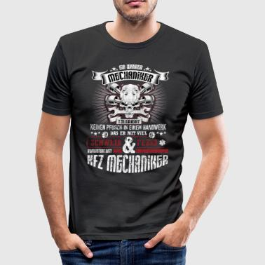 Mechaniker Ehre! Limited Edition! - Männer Slim Fit T-Shirt