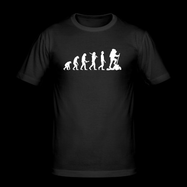 Randonnée Evolution backpacker - T-shirt près du corps Homme