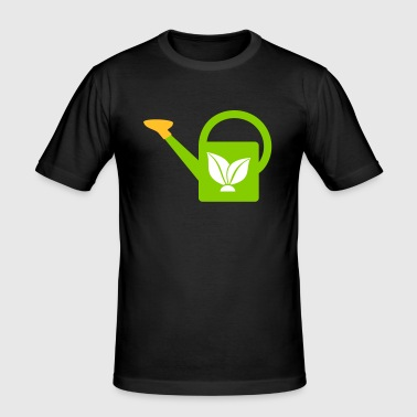 Watering can - Men's Slim Fit T-Shirt