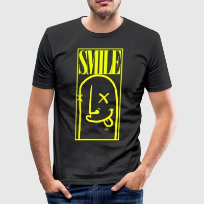 smilvana_1 - Men's Slim Fit T-Shirt