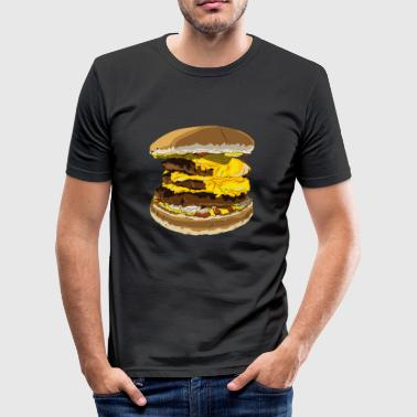 hamburger 1293987 - slim fit T-shirt