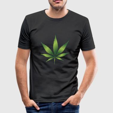 MARIHUANA - slim fit T-shirt