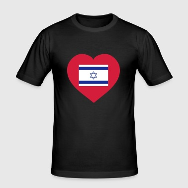 Israel - Men's Slim Fit T-Shirt