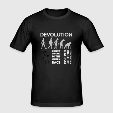 Devolution - Men's Slim Fit T-Shirt