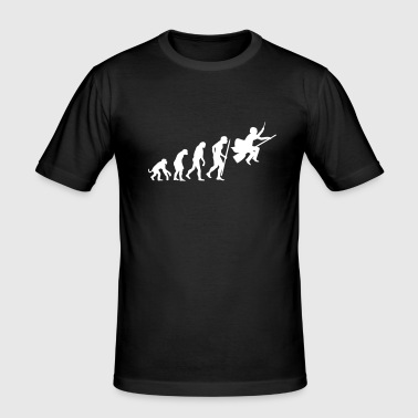 harry_potter_evolution - T-shirt près du corps Homme