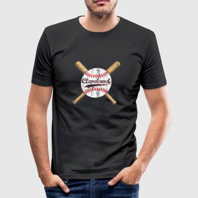 Cleveland Baseball - slim fit T-shirt