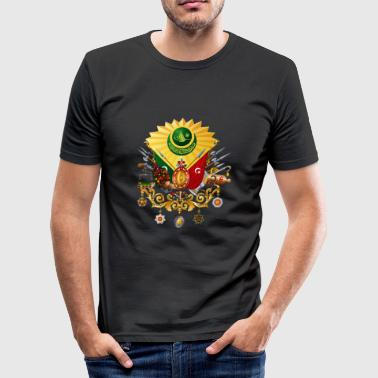 Osmanli - Männer Slim Fit T-Shirt