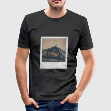 POLAROID - Herre Slim Fit T-Shirt