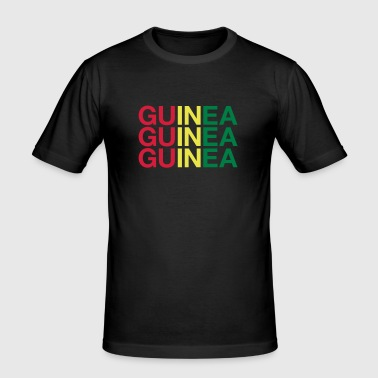 GUINEA - Men's Slim Fit T-Shirt