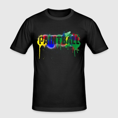 Paintball - slim fit T-shirt