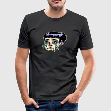Crybaby - Men's Slim Fit T-Shirt