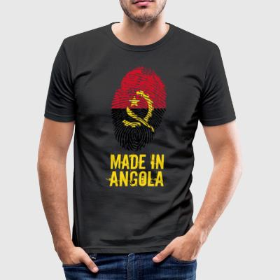 Made In Angola / Ngola - Herre Slim Fit T-Shirt