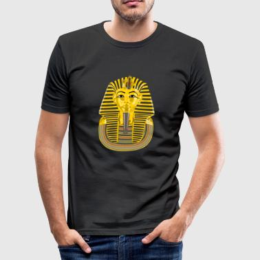 Pharaoh Egypt - Herre Slim Fit T-Shirt