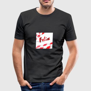 Mein erster Merchendise - Men's Slim Fit T-Shirt