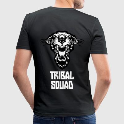 tribal trup - Herre Slim Fit T-Shirt