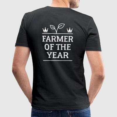 Farmer of the Year - Men's Slim Fit T-Shirt