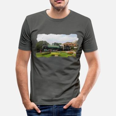 Srt Steam Hua Hin - Men's Slim Fit T-Shirt