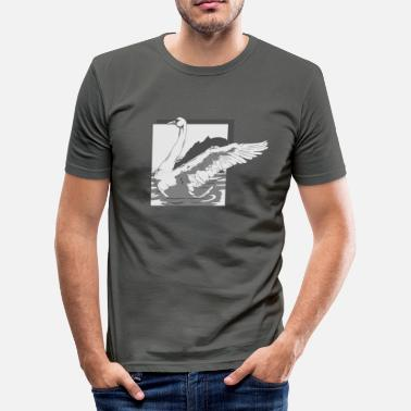 Swans SWAN - Men's Slim Fit T-Shirt