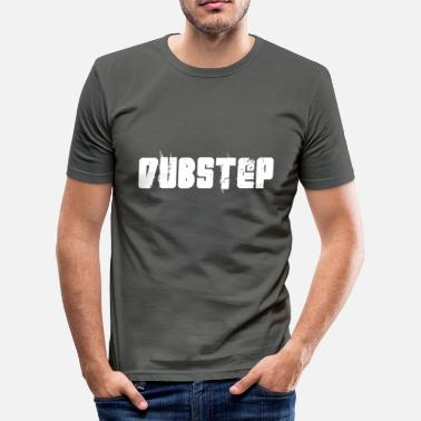 Dubstep Dubstep - Männer Slim Fit T-Shirt