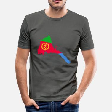 Eritrea eritrea collection - Men's Slim Fit T-Shirt
