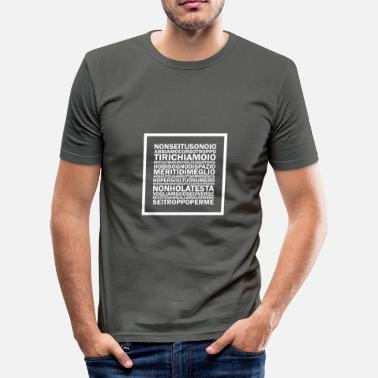 Ultraloop TUTTESCUSE - slim fit T-shirt