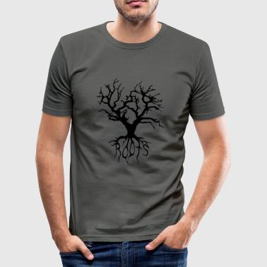 tree_vec_1 nl - slim fit T-shirt