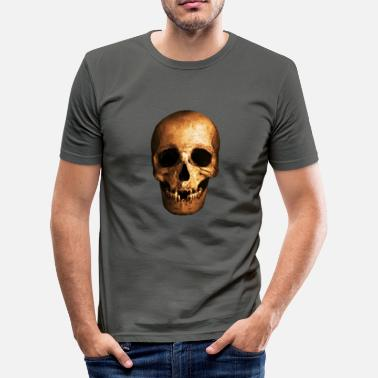 Cranium human Cranium - Men's Slim Fit T-Shirt
