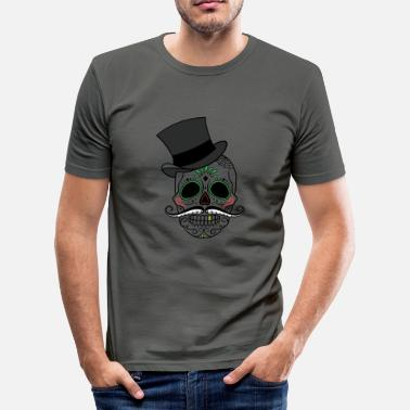 Day Of The Dead Day of the Dead - Männer Slim Fit T-Shirt