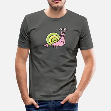 Parade snails Parade - Men's Slim Fit T-Shirt