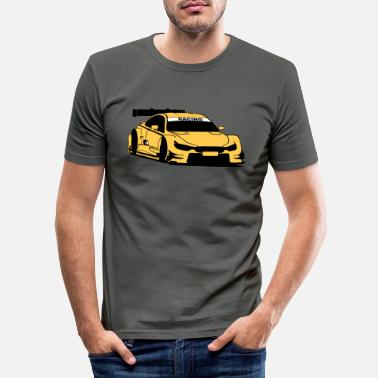 Sport Automobile Touring-Car Racing - T-shirt moulant Homme