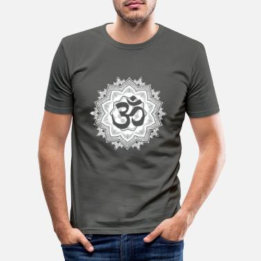 Meditation Meditation - Männer Slim Fit T-Shirt