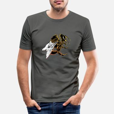 Bumble Bee Bumble Bee - Men's Slim Fit T-Shirt