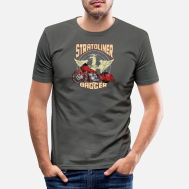 3633473 15528995 Design 15528995 - Mannen slim fit T-shirt