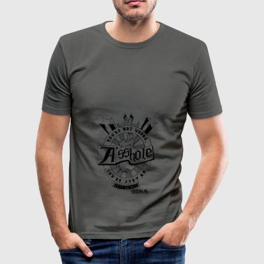 You're not wrong - Tee shirt près du corps Homme