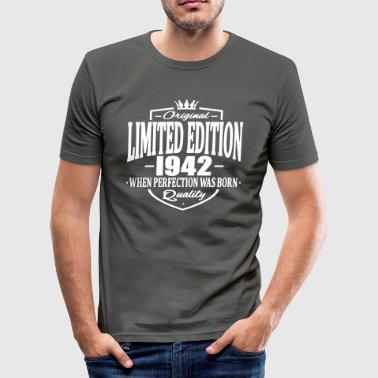 Limited edition 1942 - slim fit T-shirt
