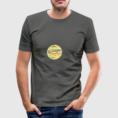 Seal - Slim Fit T-shirt herr