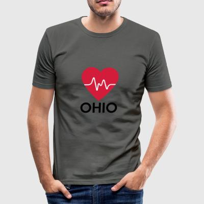 hart Ohio - slim fit T-shirt