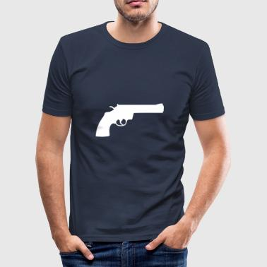 Arme - Männer Slim Fit T-Shirt