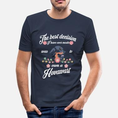 Hovawart Hovawart - slim fit T-shirt