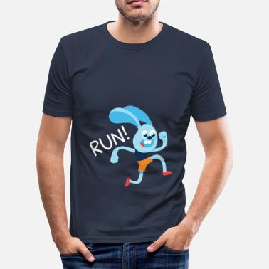 Gensyn RUN - Herre Slim Fit T-Shirt