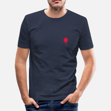 Splatter splatter - slim fit T-shirt