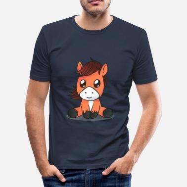 Pony pony - slim fit T-shirt