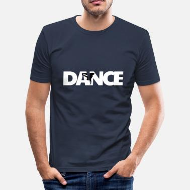 Break Dance break dancing - Men's Slim Fit T-Shirt