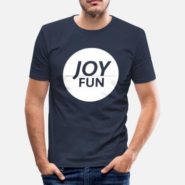 Fun Fun & fun - Men's Slim Fit T-Shirt