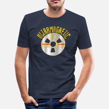 Ultramagnetic ultra magnetic - Men's Slim Fit T-Shirt