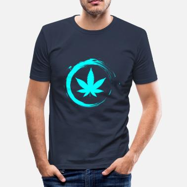 Leaf leaf - Men's Slim Fit T-Shirt